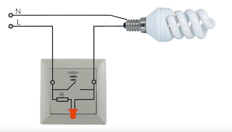 Почему светодиодная лента мигает в выключенном состоянии