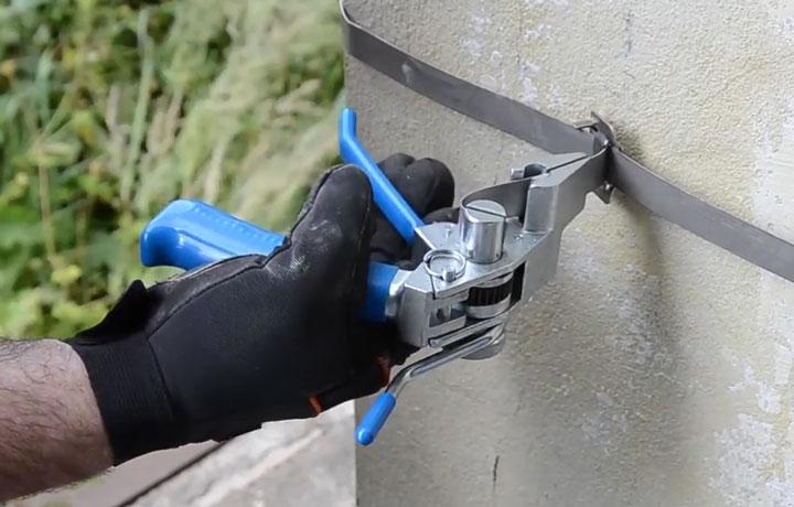 Как сделать бетонный столб фото 582