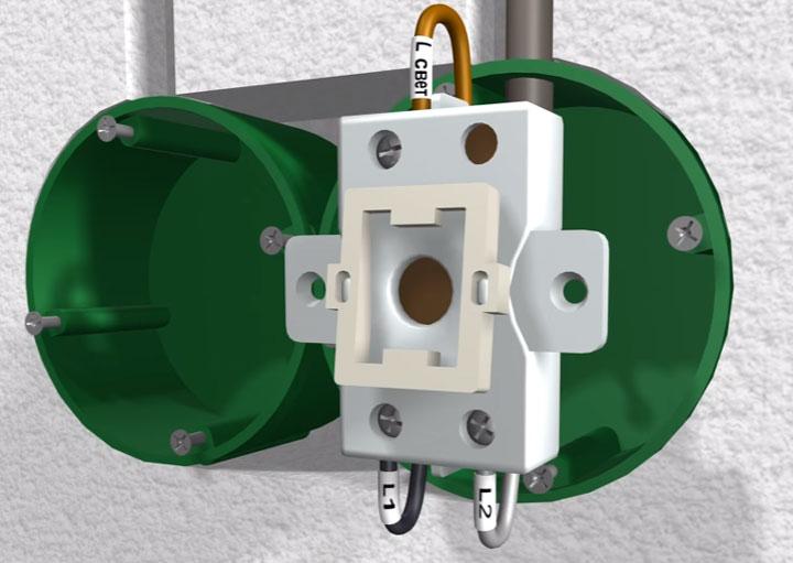 подключение проводов на втором проходном выключателе