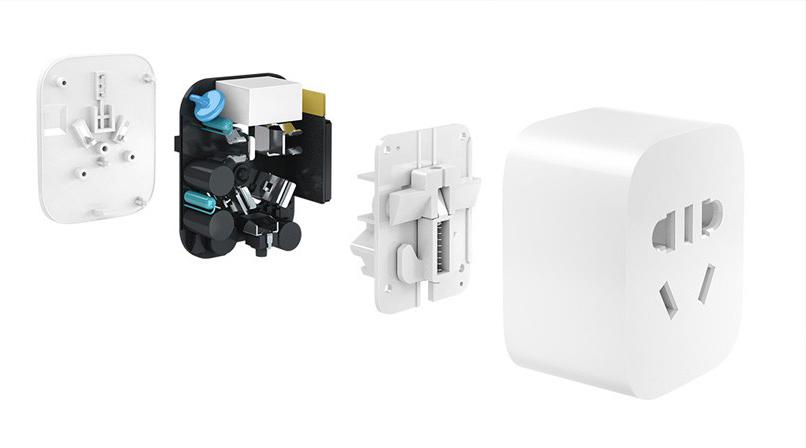 Что такое умная розетка Xiaomi Smart socket