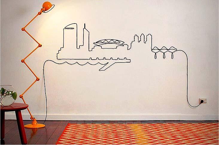 Как узнать где проходит проводка в стене