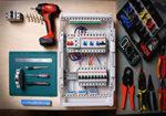 Сборка квартирного электрощитка — порядок работ