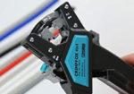 4 в 1 пресс клещи Crimpfox  Phoenix Contact — кабелерез, стриппер, скрутка, кримпер