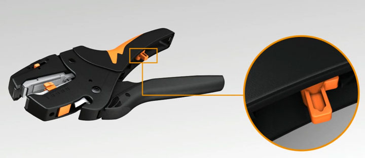 Инструмент для снятия изоляции stripax