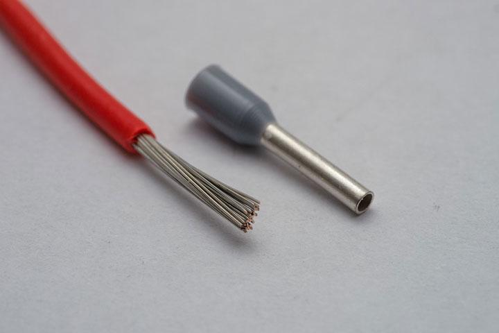 Чем обжимать клеммы на проводах