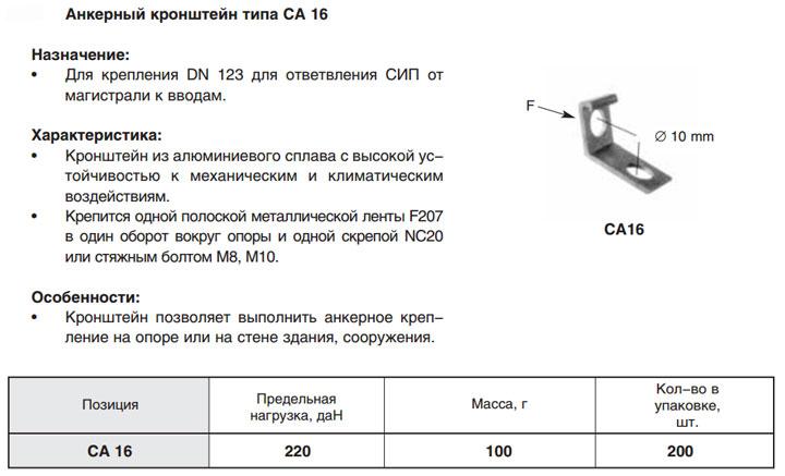 крюк для ответвлений sicam CST 12 размеры характеристики