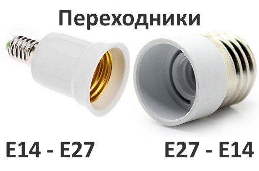 Типы ламп освещения квартиры