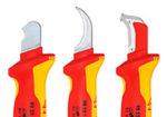 Нож для снятия изоляции с пяткой. 6 популярных марок, выбор и сравнение.