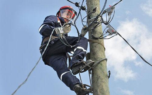 подъем на опору без отключения электроэнергии