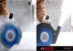Универсальная насадка на болгарку для штробления стен — Mechanic Air Duster.