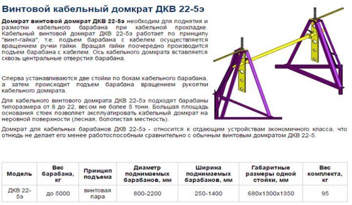 дократ кабельный регулируемый под диаметр барабана
