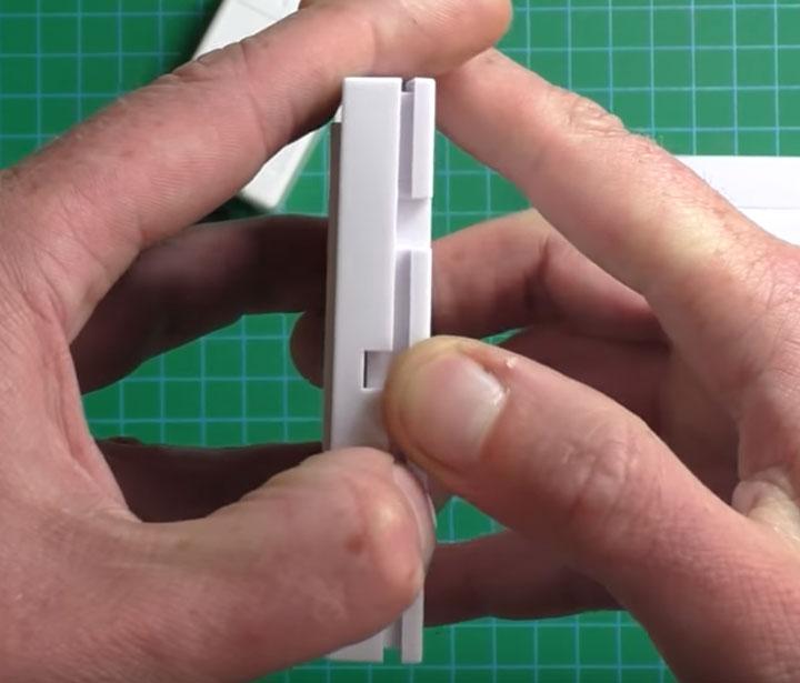 разборка дистанционного выключателя