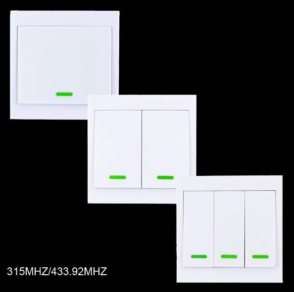 частота работы дистанционных выключателей света