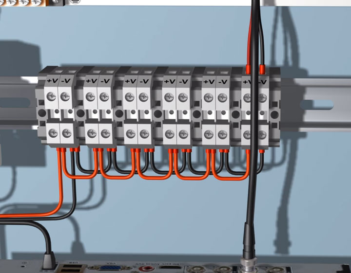 как правильно подключить кабель к видеорегистратору