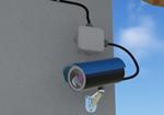 Установка видеонаблюдения дома — инструкция. Подключение камер и проводов в слаботочном шкафу.
