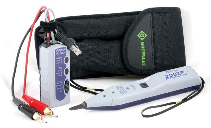 генератор и приемник сигналов для поиска места повреждения нагревательного кабеля теплого пола