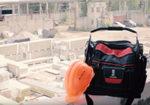 Профессиональные сумки монтажника (электрика) от КВТ С-06 и С-10.