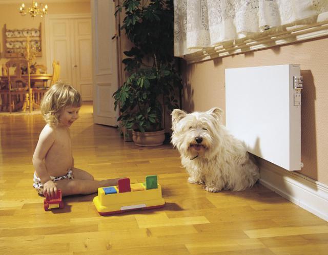 обогреватель в детскую комнату