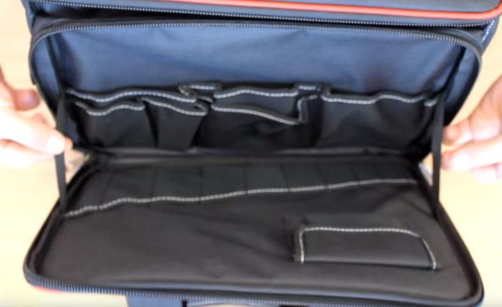 боковое отделение сумки КВТ С-04