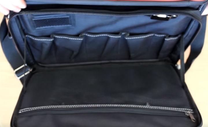 вспомогательное отделение сумки КВТ С-04