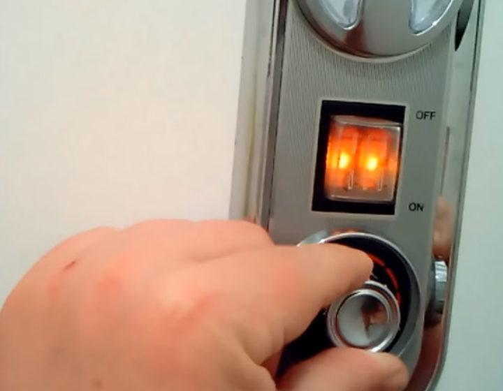 регулировка температуры нагрева термостата бойлера