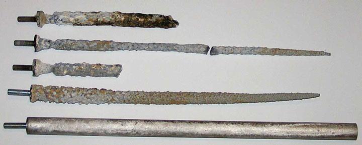 процесс постепенного разрушения магниевого анода в бойлере как предотвратить