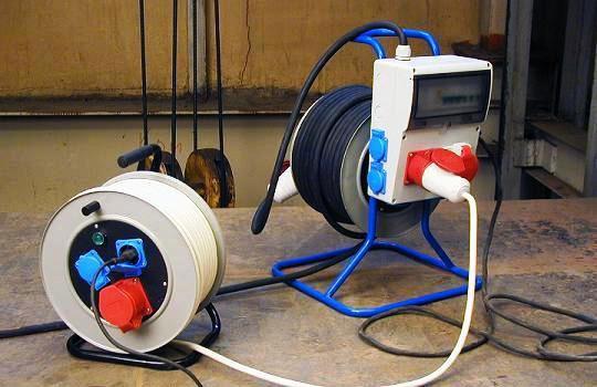 переноска удлинитель для сварочных работ инвертором