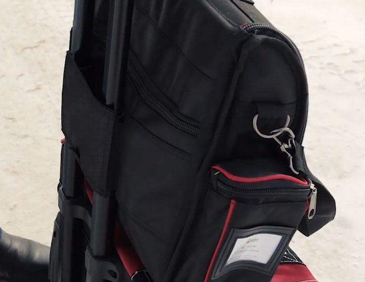 как собрать сумки КВТ С-02 и С-09