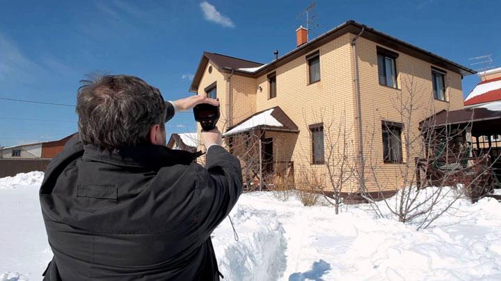 обследование здания частного дома тепловизором бесполезное занятие