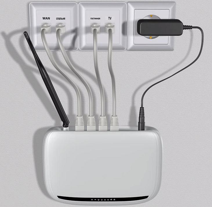 как правильно подключить WiFi роутер самостоятельно