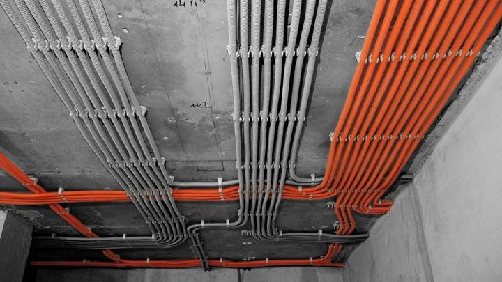 широкие шлейфа электропроводки