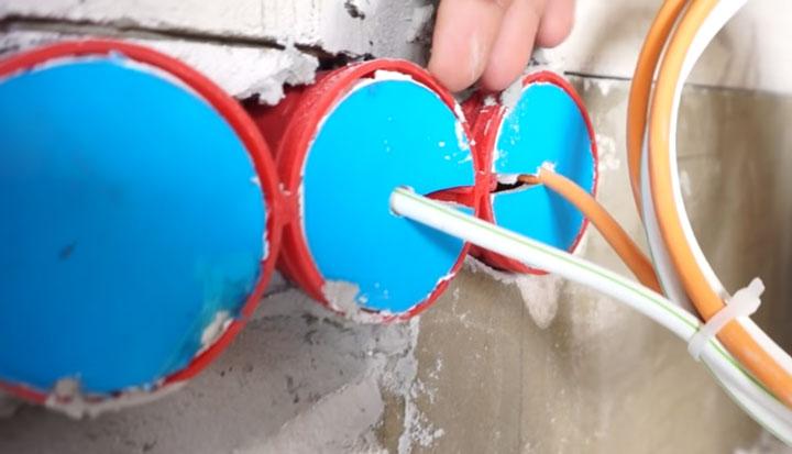 штукатурка стен до электрики и после плюсы и минусы как правильно