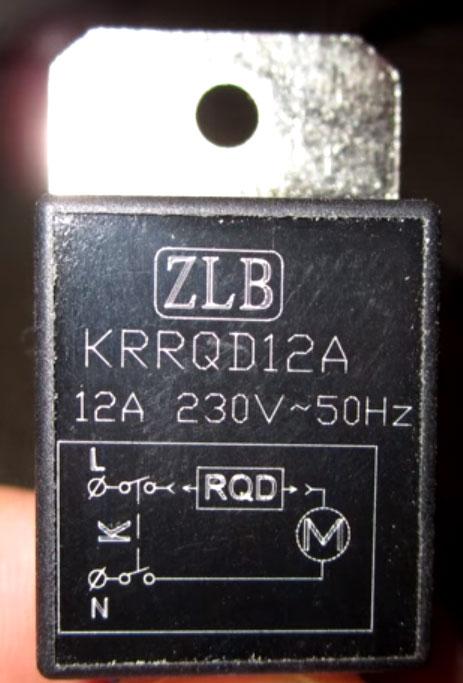 блок плавного пуска для инструмента KRRQD12A