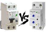 Устройства защиты УЗМ 51МД и УЗИС С1 40. Сравнение, технические характеристики, схемы подключения.