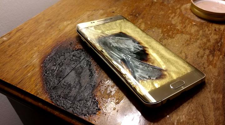 от чего сгорает смартфон при зарядке
