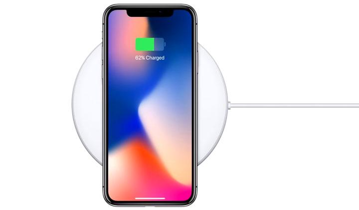 беспроводная зарядка для сотового телефона