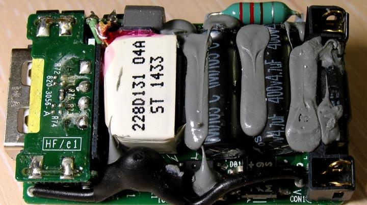 из чего состоит современное зарядное устройство