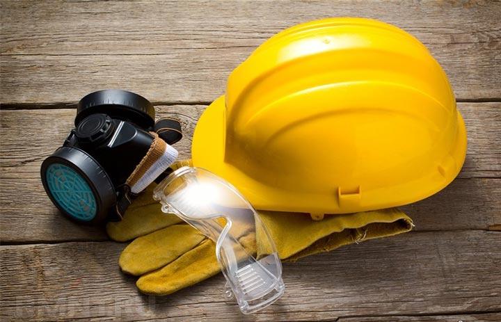 минимальные средства защиты для штробления стен под проводку