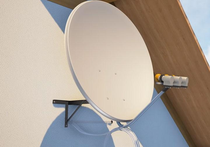 как правильно установить и подключить спутниковую тарелку