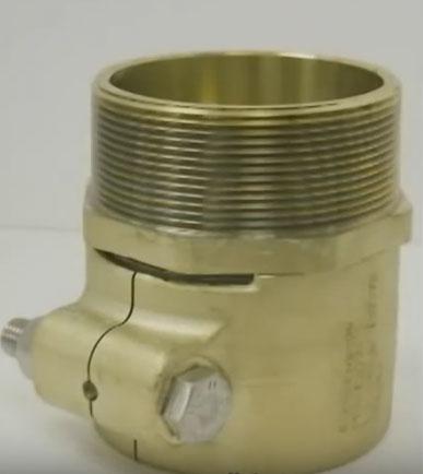 фитинг Wipex для соединения термоизолированных труб