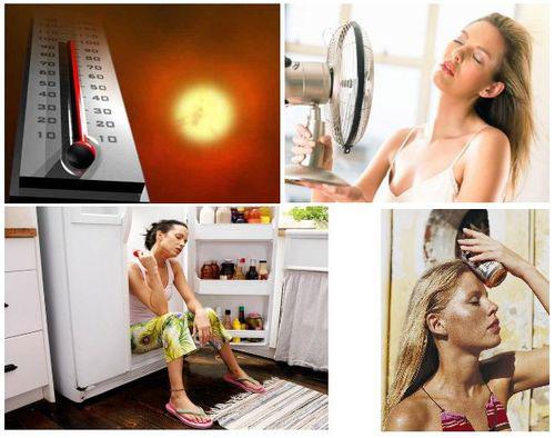 жара как охладиться вентилятором