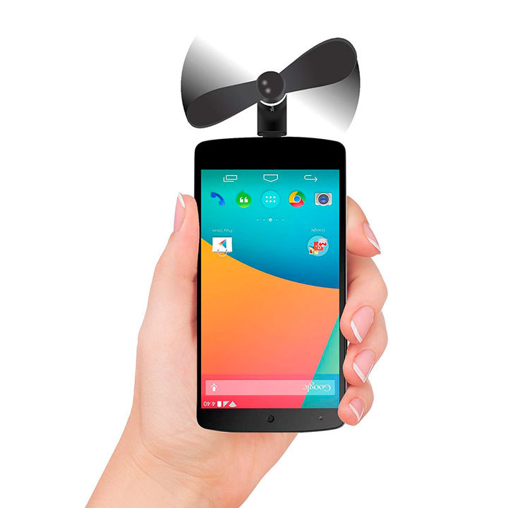 вентилятор от юсб на смартфон