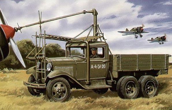 как заводились старые самолеты