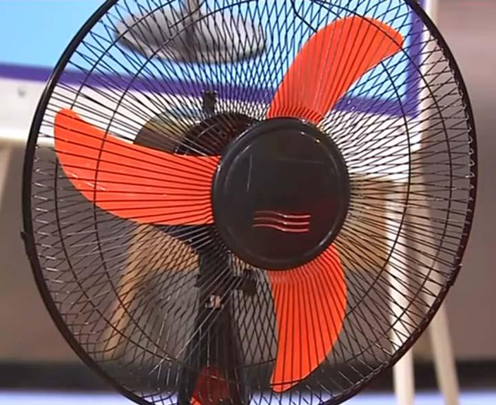 вентилятор с узкими лопастями почему хуже