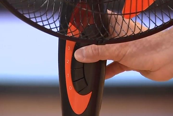 количество скоростей работы вентилятора