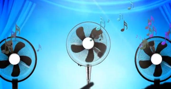 наслоение шумов от вентиляторов и их влияние на здоровье детей