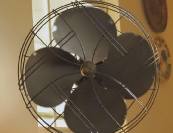 напольный вентиляторы с широкими лопастями лучше