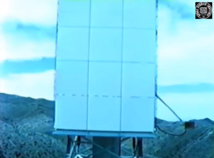 панели для приема микроволновых волн