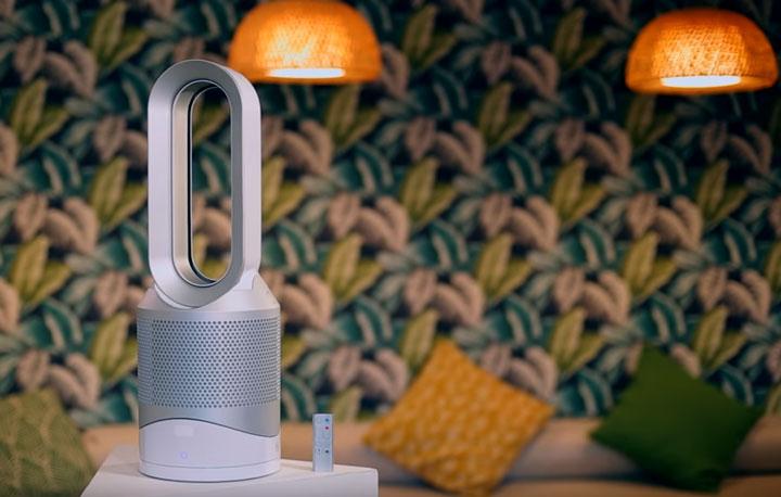 дорогой и компактный безлопастной вентилятор дайсона лучше или нет напольного