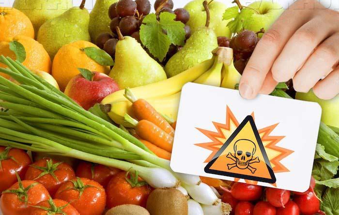 разрушение энзимов пищи при температуре свыше 45 градусов